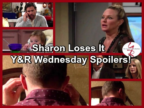 The Young and the Restless Spoilers: Sharon Demands To Talk To Dylan – Derek Young's Mission Begins
