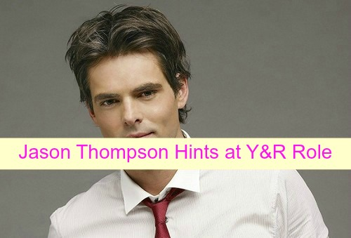 The Young and the Restless (Y&R) Spoilers: Jason Thompson Hints at Billy Abbott Role - Finished Filming GH