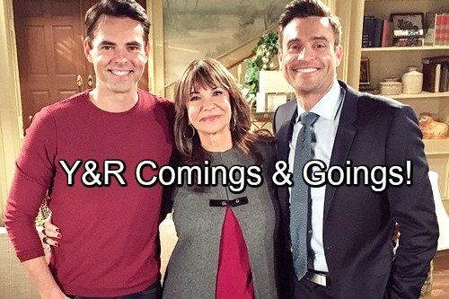 The Young and the Restless Spoilers: Casting News – Comings and Goings – Familiar Faces and Story Hints – Michael Muhney Updates