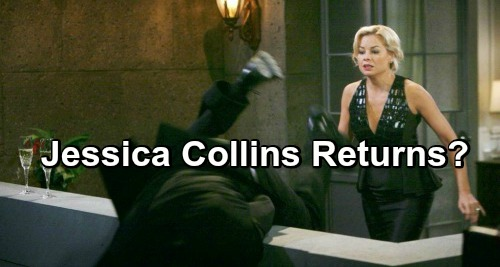 The Young and the Restless Spoilers: Will Jessica Collins Return as Avery Bailey Clark - Y&R Needs Familiar Faces