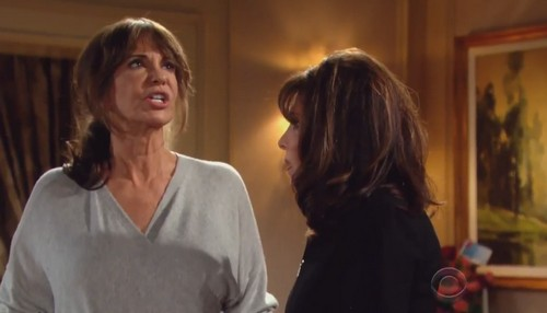 The Young and the Restless Spoilers: Anonymous Park Buyer Revealed – Jill Returns To Genoa City