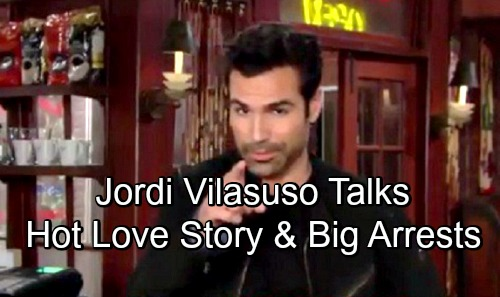 The Young and the Restless Spoilers: Jordi Vilasuso Teases Major Rey Drama – Explosive Cover-up Crew Reveal and Hot Love Story Ahead