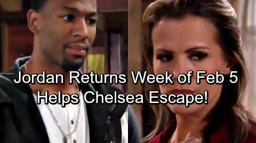 The Young and the Restless Spoilers: Jordan Returns Week of February 5 – Plays Major Role in Chelsea's Wild Y&R Exit