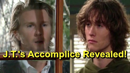 The Young and the Restless Spoilers: Is Reed J.T.'s Secret Accomplice - Son Given Means, Motive & Opportunity To Seek Revenge?