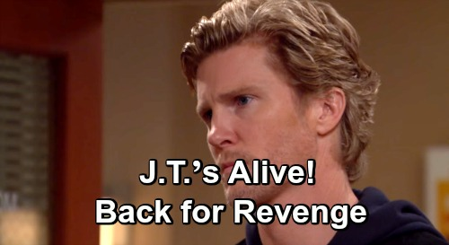 The Young and the Restless Spoilers: J.T.'s Alive and Back for Revenge – Victor and Nikki Targeted in Ruthless Scheme?