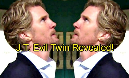 The Young and the Restless Spoilers: J.T. Evil Twin Story Grows – Trent Luckinbill Returns to Y&R?
