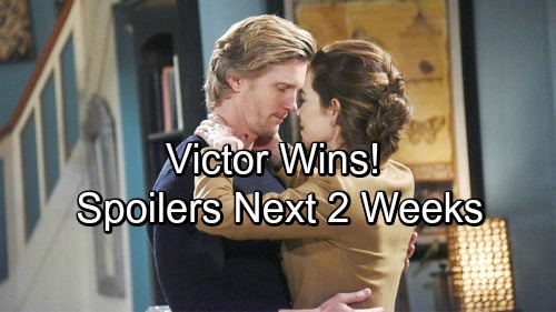 The Young and the Restless Spoilers for Next 2 Weeks: Victor Wins - Devon Rocked by Stunning Secret – Valentine's Day Fireworks