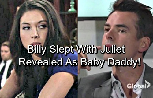The Young and the Restless Spoilers: Billy and Juliet Slept Together – Cane's Nemesis Revealed as Baby's Father