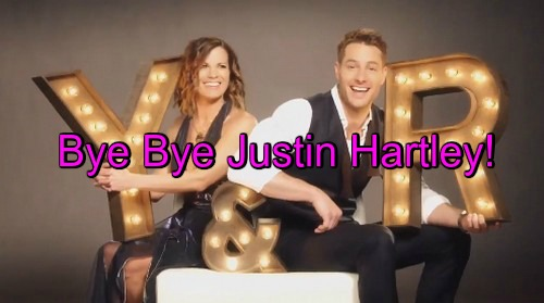 The Young and the Restless Spoilers: Justin Hartley's Departure For NBC Series Changes Y&R Adam Newman's Scripts