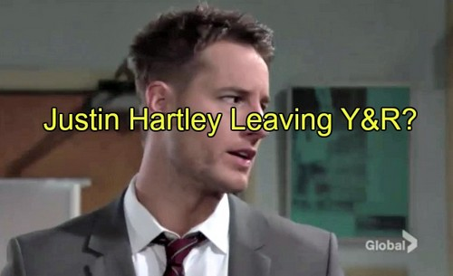The Young and the Restless Spoilers: Is Justin Hartley Leaving Y&R - Adam Newman's Actor On NBC Primetime Series 'This is Us'