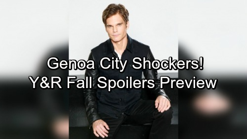 The Young and the Restless Spoilers: Y&R Fall Preview – Check Out All the Genoa City Shockers!