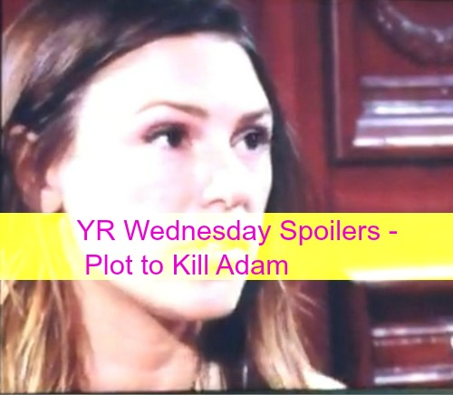 The Young and the Restless (Y&R) Spoilers: Chloe Plots With Billy to Murder Adam – Shady Cane Draws Lily's Suspicion