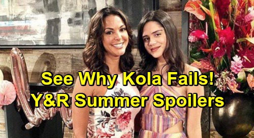 The Young and the Restless Spoilers: Big Trouble Ahead For Kyle and Lola - See Why Kola's Relationship Destined To Fail