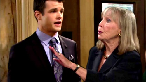 The Young and the Restless Spoilers: Week of April 9 - Kyle Discovers Dina's Secret – Ashley and Abby Fear The Abbott's Ruin