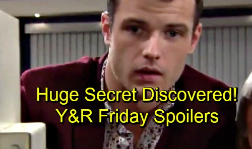 The Young and the Restless Spoilers: Friday, October 19 – Dina Points Kyle to a Huge Secret – Nick and Rey Battle