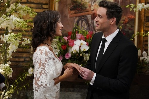 The Young and the Restless Spoilers: Lily and Cane's Vow Renewal Provides Heartwarming Example For Hilary and Devon