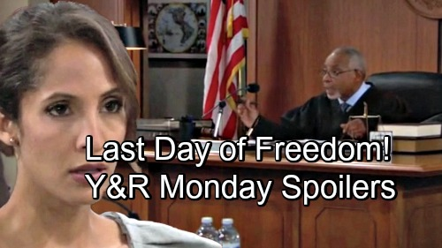 The Young and the Restless Spoilers: Monday, September 3 – Lily's Last Day of Freedom – Devon's Brutal Plan – Rey Cornered