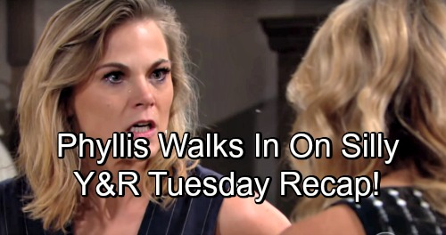 The Young and the Restless Spoilers: Tuesday, August 21 Recap - Victoria Rejects Nate - Phyllis Catches Summer and Billy