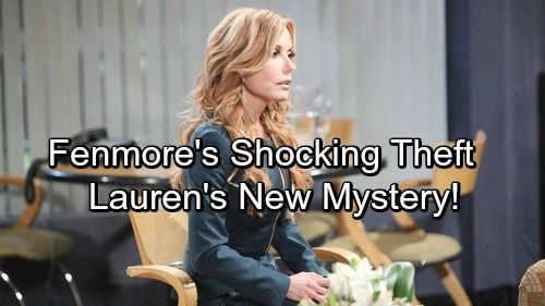 The Young and the Restless Spoilers: Y&R's Shocking New Mystery – Lauren, Phyllis and Ravi Team Up to Crack the Case