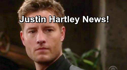 The Young and the Restless Spoilers: Y&R Alum Justin Hartley's Exciting New Movie Role