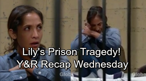 The Young and the Restless Recap for Wednesday, September 5: Lily's in Prison – Summer and Phyllis Face Off – Dina Vanishes