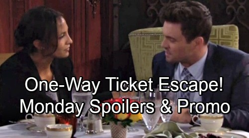 The Young and the Restless Spoilers: Monday, August 13 – Ashley Gets a Surprise, Jack's Big Move – Lily Reels Over Cane's Bomb