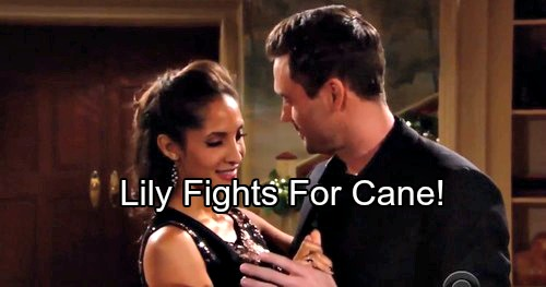 The Young and the Restless Spoilers: Lily Needs To Fight For Cane – Lane Revival Within Reach