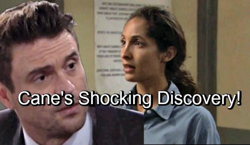 The Young and the Restless Spoilers: Cane's Prison Discovery Sparks Fierce Argument with Lily – Marriage Issues for 'Lane'