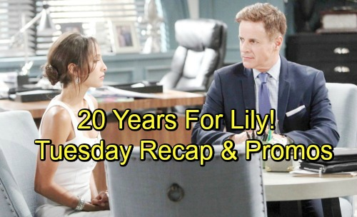 The Young and the Restless Spoilers: Tuesday, August 7 Update – Summer Thinks Jack Is Phyllis' Mystery Man – Lily's Worst Nightmare