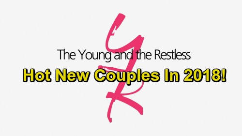The Young and the Restless Spoilers: Hot New Couples For 2018 - Where Mal Young Is Taking Y&R