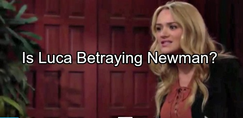 'The Young and the Restless' Spoilers: Newman Faces Massive Crisis - Summer Freaks – Is Luca Behind The Disaster?