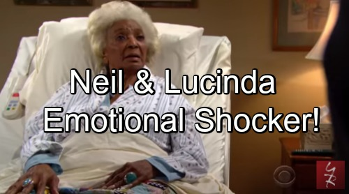 The Young and the Restless Spoilers: Lily and Devon Force Neil To Meet With Lucinda - Emotional Showdown With Mom