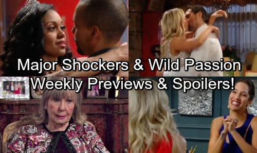 The Young and the Restless Spoilers: Week of May 21 Preview – Nasty Wars, Sneaky Plans, Major Shockers and Unbridled Passion