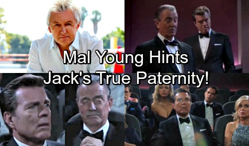 The Young and the Restless Spoilers: Mal Young Reveals Paternity Story Twists – Hints That Jack's a Blood Abbott After All