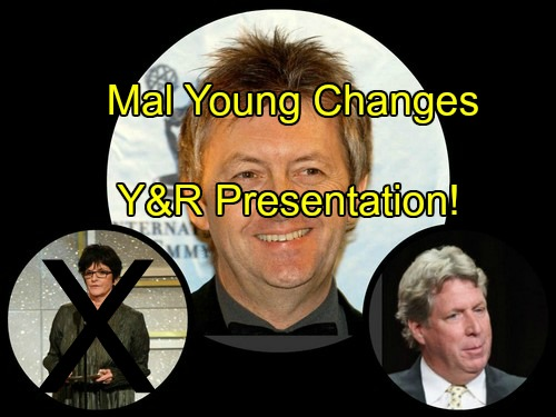 'The Young and The Restless' Spoilers: Mal Young Changes Y&R Production and Presentation - Radical Shift in Game Plan