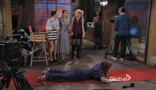 The Young and the Restless Spoilers: Hilary Destroyed By Mariah After Shoe Sabotage Reveal