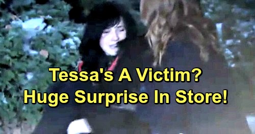 The Young and the Restless Spoilers: Mariah's Discovery – Tessa Appears To Be A Victim, Huge Surprise In Store For Cover-up Crew