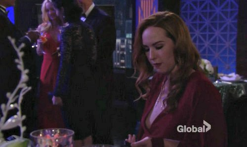 The Young and the Restless Spoilers: Mariah Makes Hilary Expose Herself – Nick and Chelsea Kiss – Billy's Good News