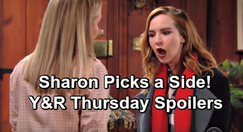 The Young and the Restless Spoilers: Thursday, December 13 – Furious Mariah Picks a Side – Nikki Loses a Battle