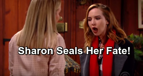The Young and the Restless Spoilers: Mariah Unleashes Her Wrath on Sharon – Tessa's Torment Leads To Unexpected Result