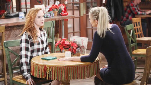 The Young and the Restless Spoilers: Thursday, December 14 - Nikki Tells Victoria She Robbed Victor – Faith Tells Mariah