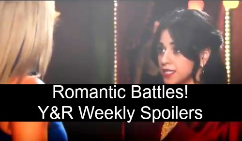 The Young and the Restless Spoilers: Week of November 12-16 – Shocking Exposures, Unleashed Fury and Hot Romantic Pursuits