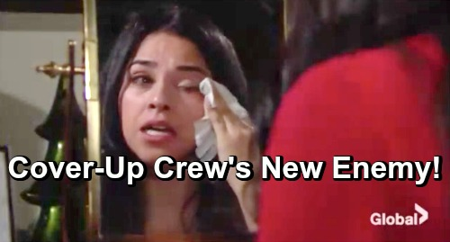 The Young and the Restless Spoilers: Cover-Up Crew's New Enemy - Mia Plots Sharon's Takedown, Discovers J.T. Evidence?