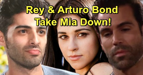 The Young and the Restless Spoilers: Arturo and Rey Shocking Deal, Brothers Take Stand Against Mia – Manipulative Mom Goes Down