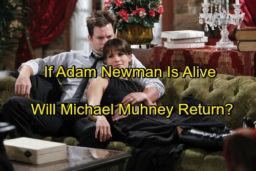 The Young and the Restless Spoilers: Should Michael Muhney Replace Justin Hartley - Adam's Secret Return to Genoa City