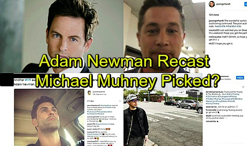 The Young and the Restless Spoilers: Adam Newman Return Is Michael Muhney - Epic Recast Head Fake?