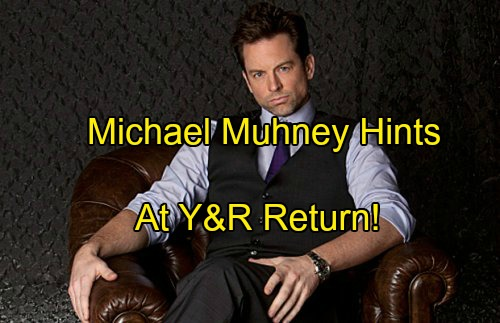 'The Young and The Restless' Spoilers: Michael Muhney Announces Return as Adam Newman