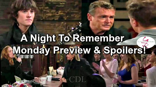 The Young and the Restless Spoilers: Sharon and Nick Recall Fond Memories – Lauren Fears For Scott – Reed Steals the Show