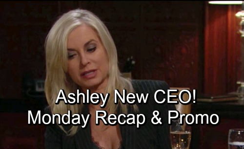 The Young and the Restless Spoilers: Monday, October 8 Update – Victoria's Spooky Message – Phyllis Blasts Mariah – Ashley Takes Throne