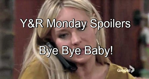 The Young and the Restless (Y&R) Spoilers: Nikki Grovels Before Victor - Sage Quizzes Panicked Nurse – Sharon's Baby Break Down